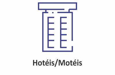Economia de Água em Hotéis e Motéis