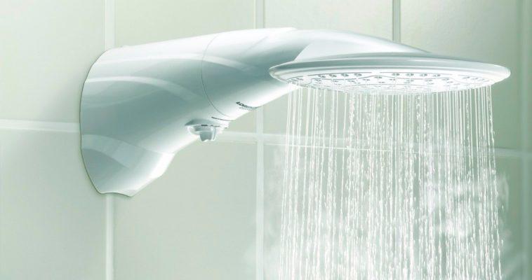 Os tipos de chuveiro mais econômicos
